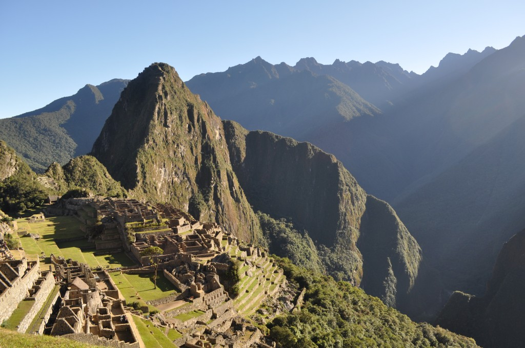 Machu Picchu_July2014