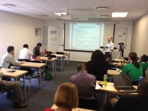 IPID presentation by prof. Lorenzo Cantoni