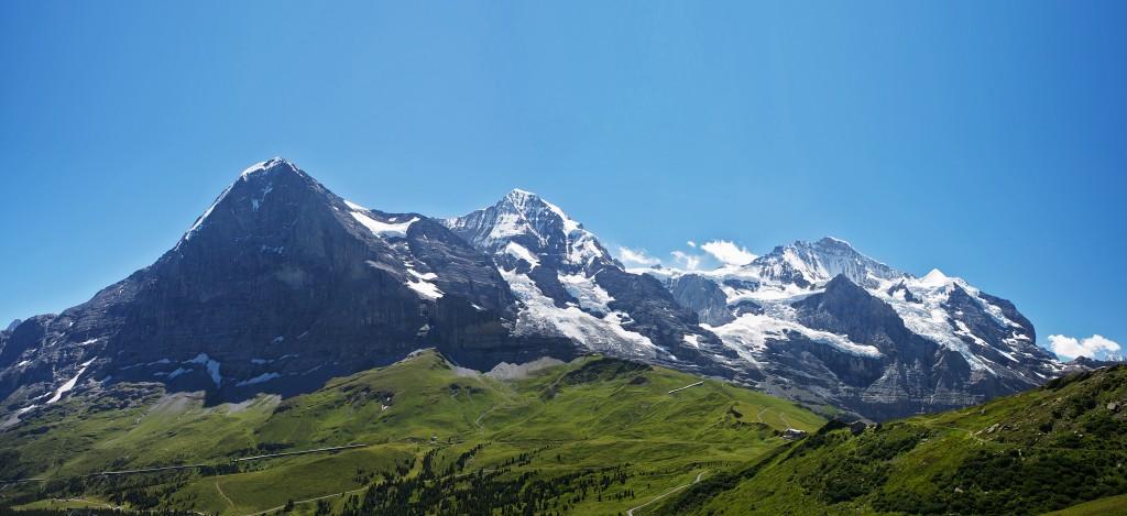 Swiss Alps – Jungfrau-Aletsch
