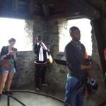 Visit to Bellinzona