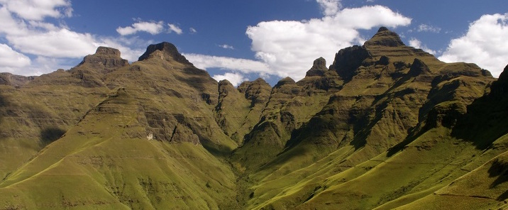 Lesotho and South Africa_Maloti-Drakensberg