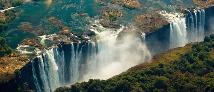 Zambia and Zimbabwe_Victoria_Falls