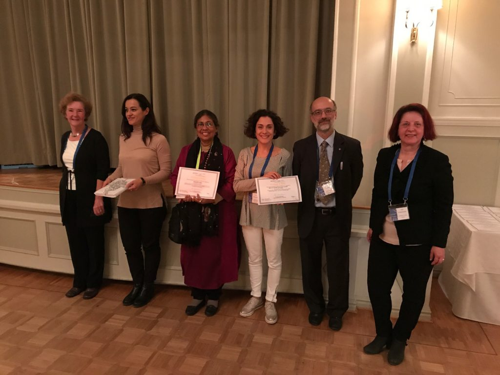 A great experience and a best paper award at HTHIC 2017