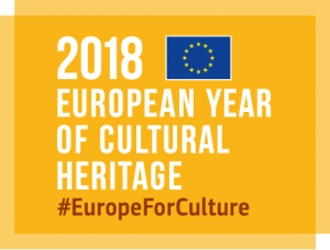 2018 European year of Cultural Heritage