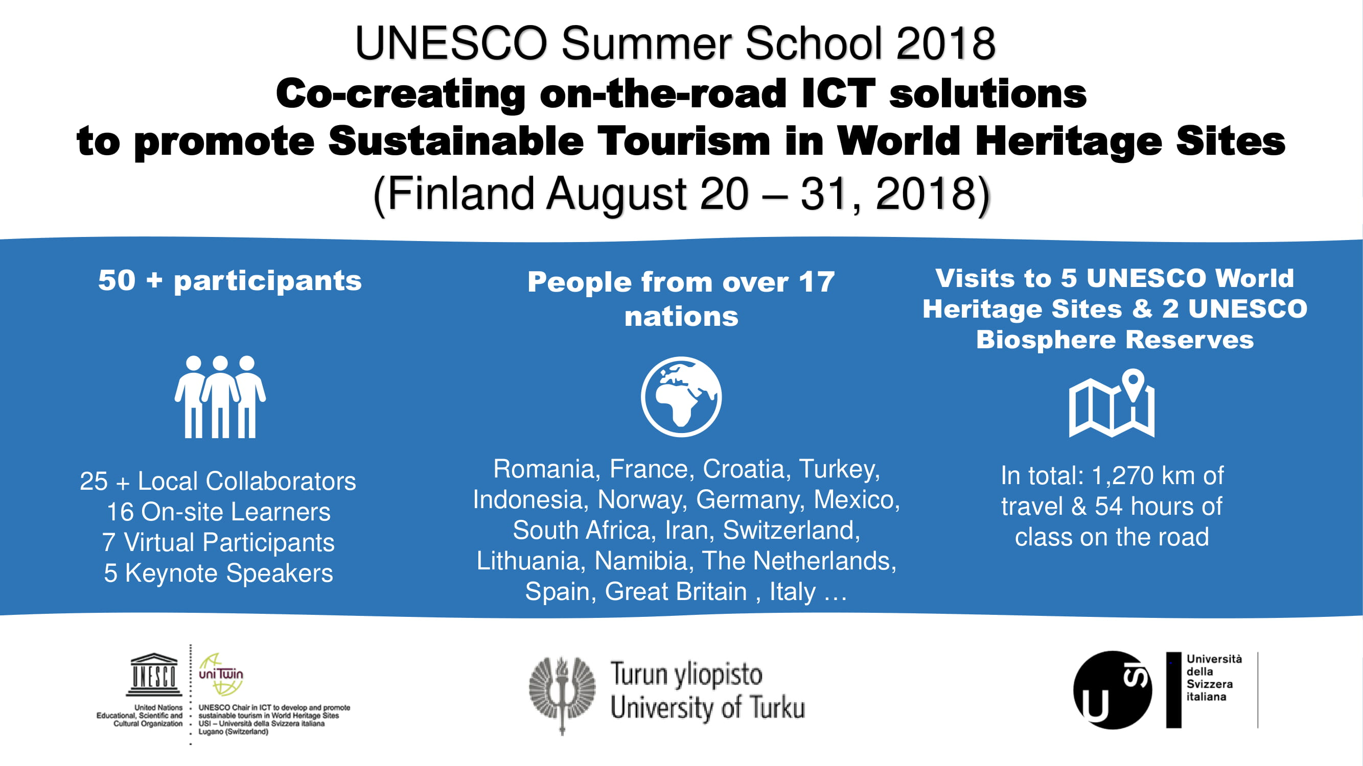 34f4f03d53 Summer School 2018 – Welcome to the Website of the UNESCO Chair in ...