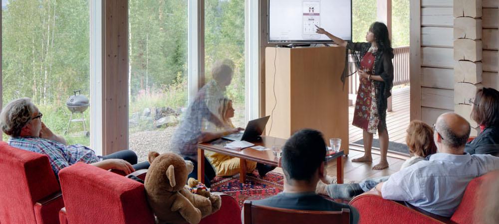 Summer School 2018, Finland