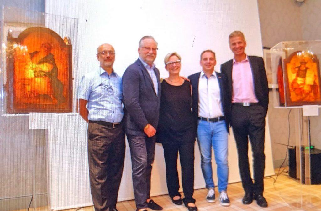 Prof. Cantoni @ Fête de Vignerons (18.07 – 11.08.2019)