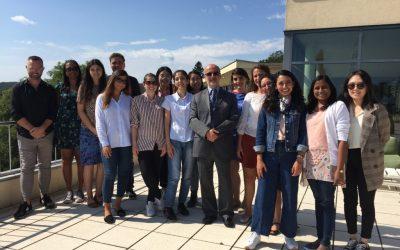 Prof. Cantoni @ European IFITT Masterclass on eTourism (02. – 06.09.2019)