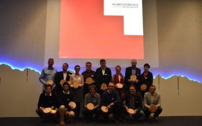 Dr. Engelbert Ruoss @ World Heritage Experience Switzerland Jubilee