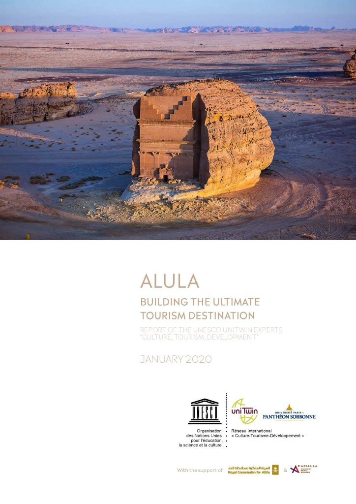 ALULA: building the ultimate tourism destination