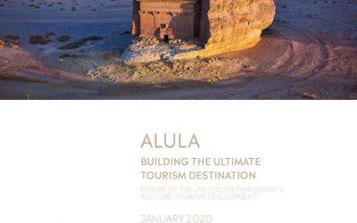 AlUla: Building the ultimate tourism destination