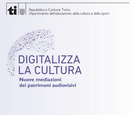 Prof. Lorenzo Cantoni @ Digitalizza La Cultura (Canceled)