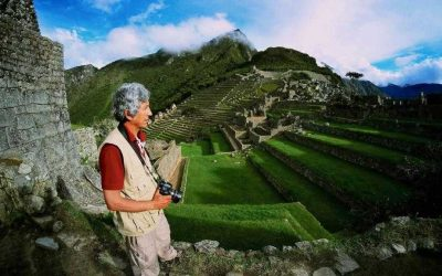 Machu Picchu Seen Through the Eyes of Fernando Astete – Website and archive launched on 06.10.2020!