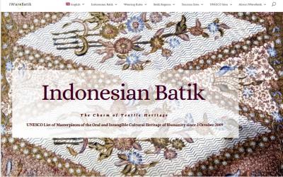 iWareBatik – Website launched on 17.08.2020!