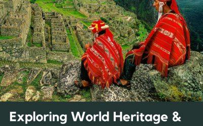 Exploring World Heritage & Sustainable Tourism through the lens of Heinz Plenge