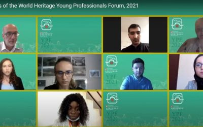 Prof. Lorenzo Cantoni @ World Heritage Young Professionals Forum 2021