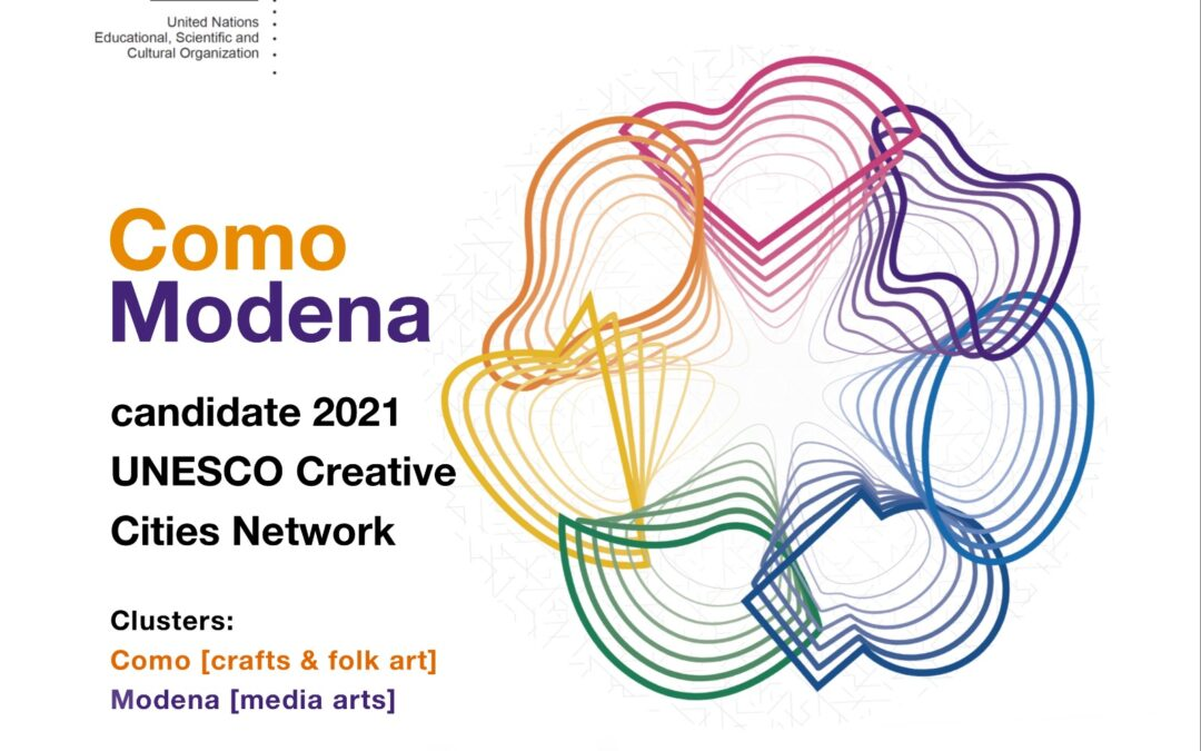 The Italian Youth Association for UNESCO (AIGU) meet the Italian cities candidates as UNESCO Creative cities: Como and Modena